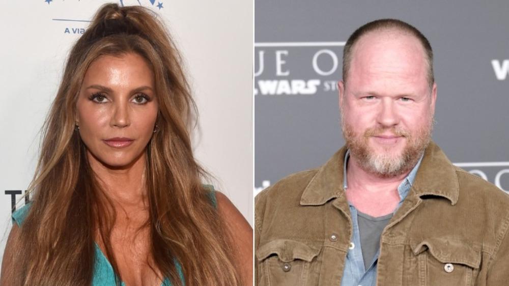 "Charisma Carpenter Thirst Gala 2019; Joss Whedon ""Rogue One: A Star Wars Story"" premiere"