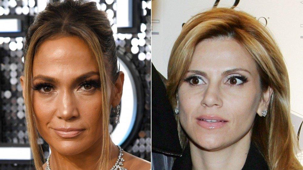 Jennifer Lopez; Cynthia Scurtis