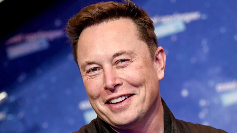 Elon Musk Axel Spring Award