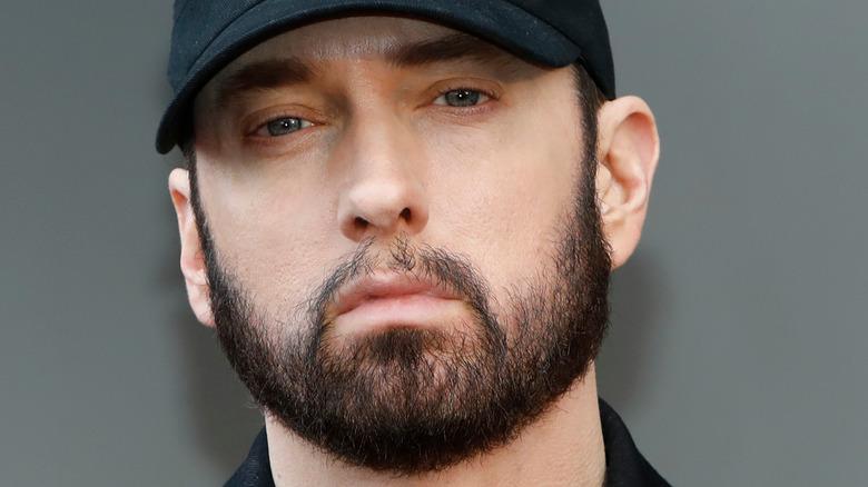 Eminem beard