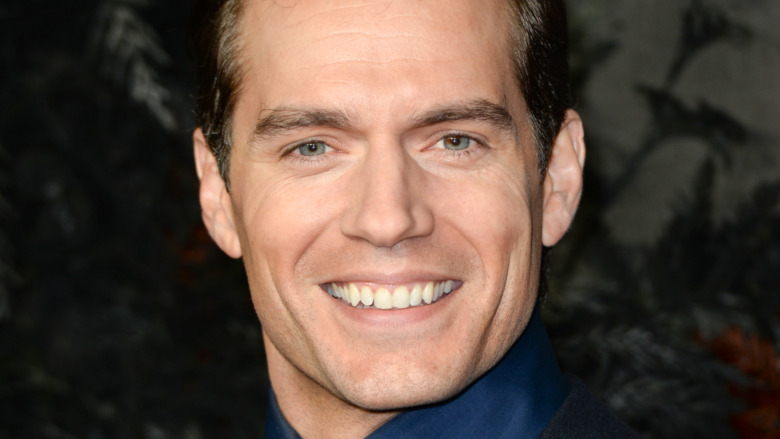 Henry Cavill at The Witcher premiere in 2019