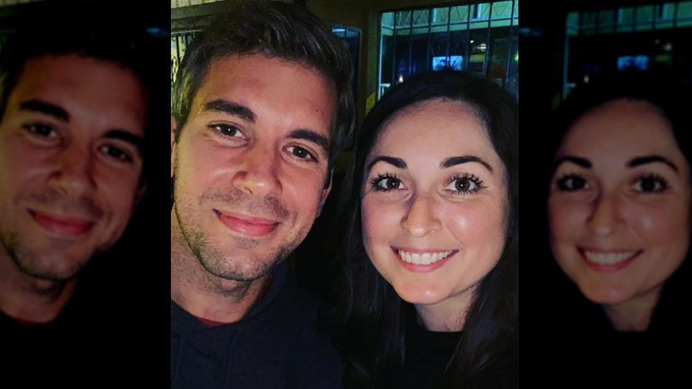 Henry Rodriguez and Olivia Conru
