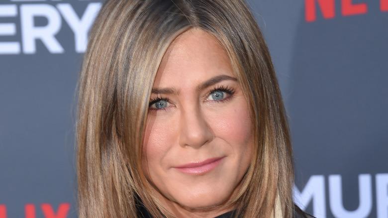 Jennifer Aniston in 2019