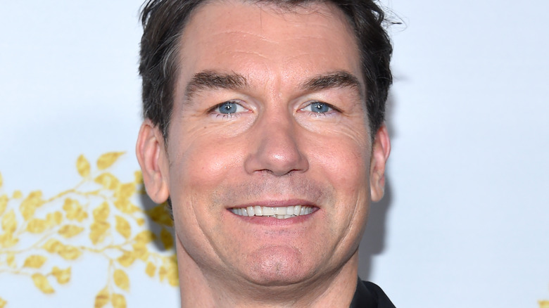 Jerry O'Connell smiles at an event