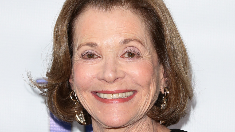 Jessica Walter attends the premiere of Netflix's 'Arrested Development' Season 5 on May 17, 2018