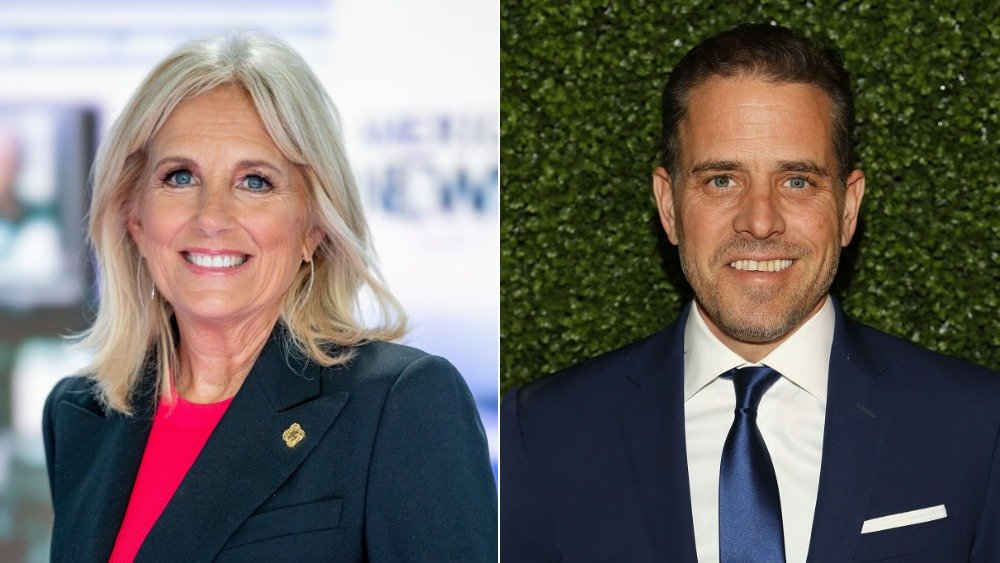 Jill & Hunter Biden