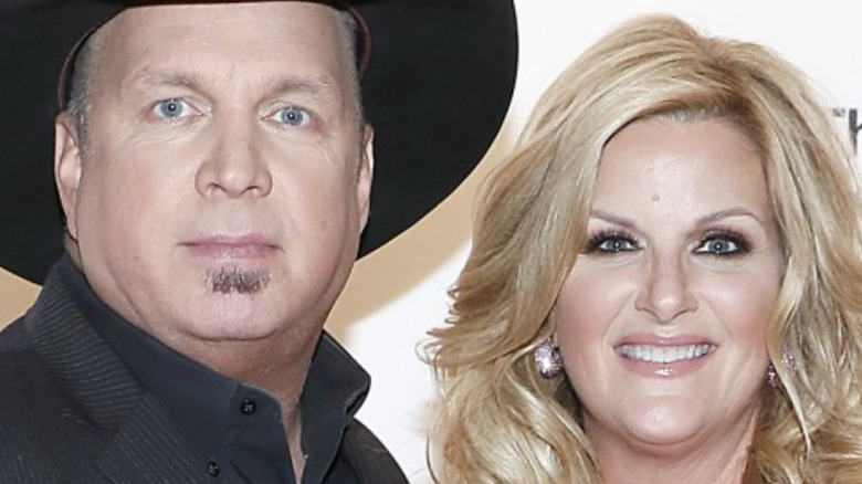 Garth Brooks and Trisha Yearwood attend the 42nd Annual Kennedy Center Honors Kennedy Center on December 08, 2019