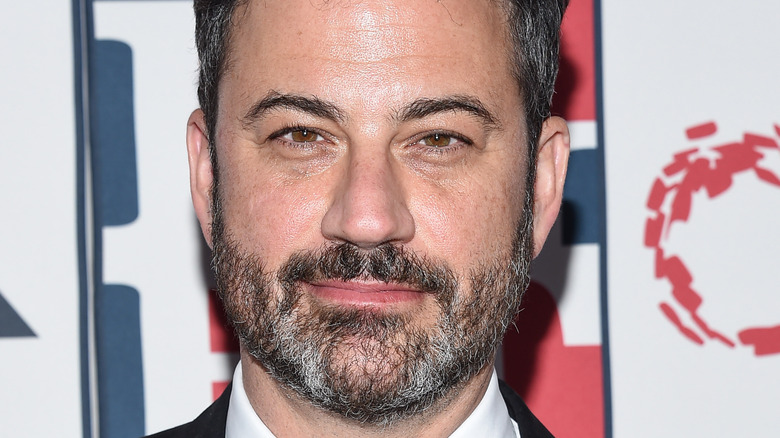 Jimmy Kimmel smiling