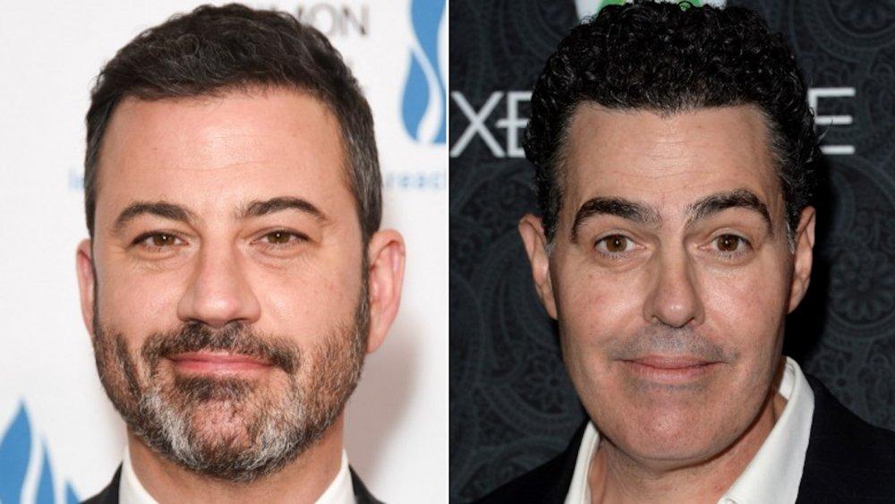 Jimmy Kimmel, Adam Carolla