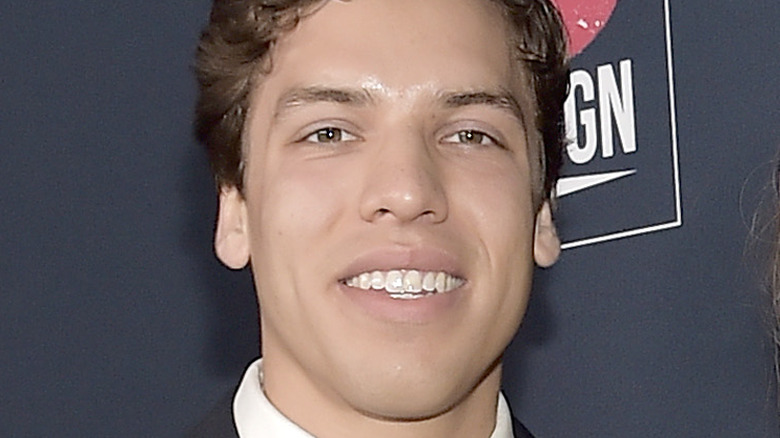 Joseph Baena attends an event in 2019