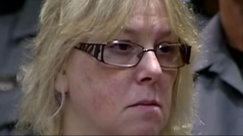 Joyce Mitchell in court
