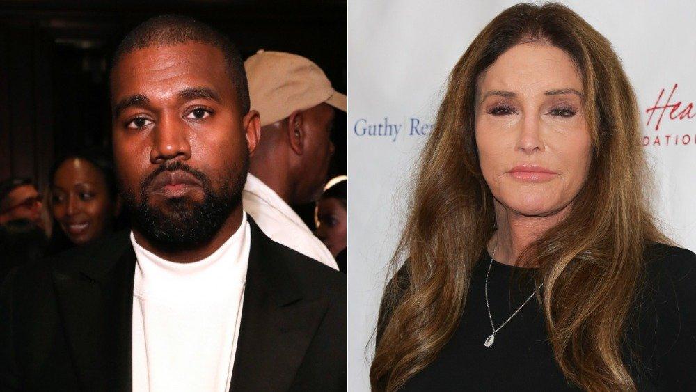 Kanye West; Caitlyn Jenner