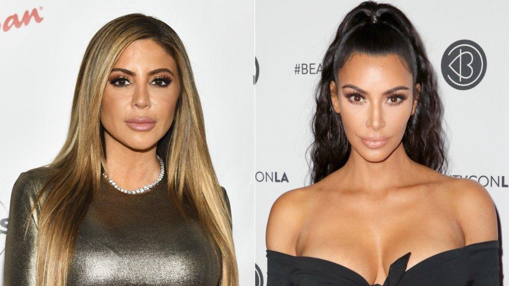 Larsa Pippen, Kim Kardashian-West