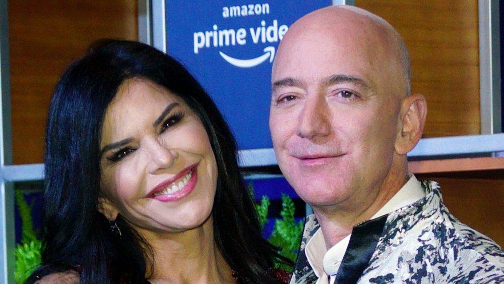 Lauren Sanchez & Jeff Bezos