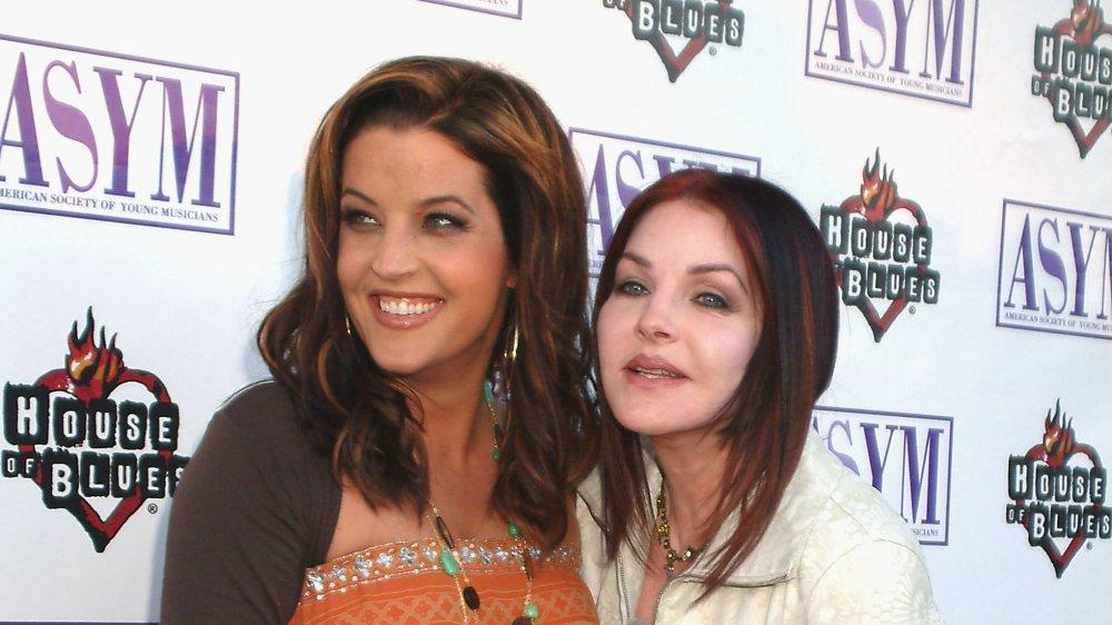Presley son priscilla Lisa Marie