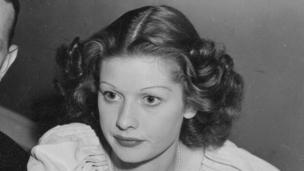 Lucille Ball circa 1935