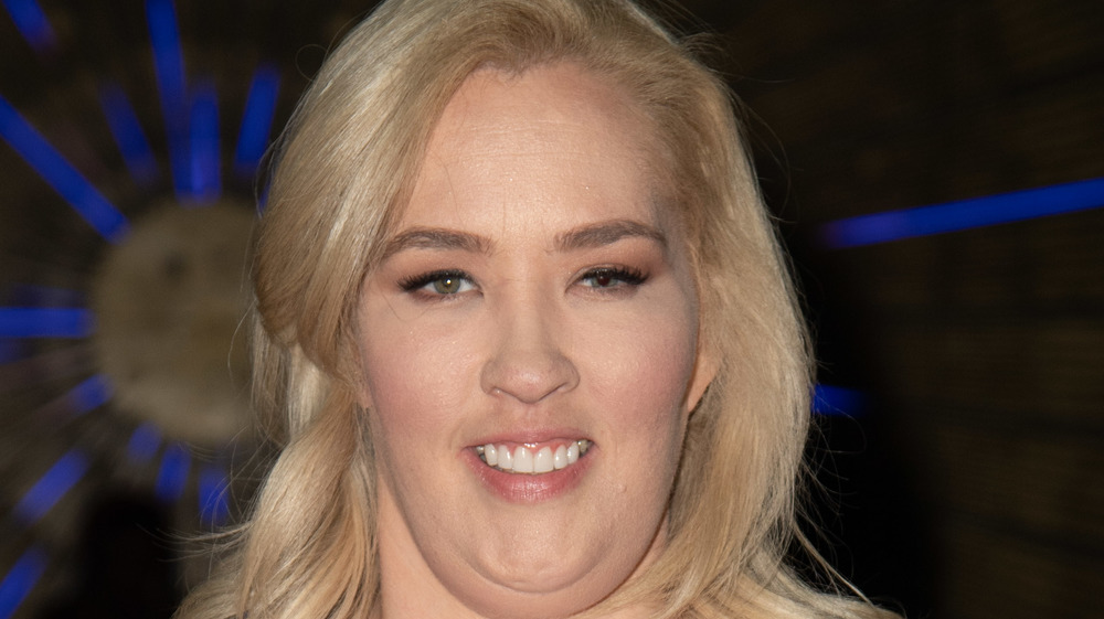 Mama June at event