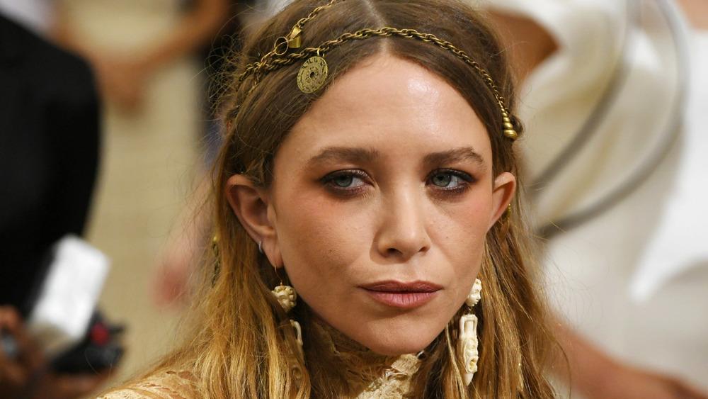 Mary-Kate Olsen at Met Gala