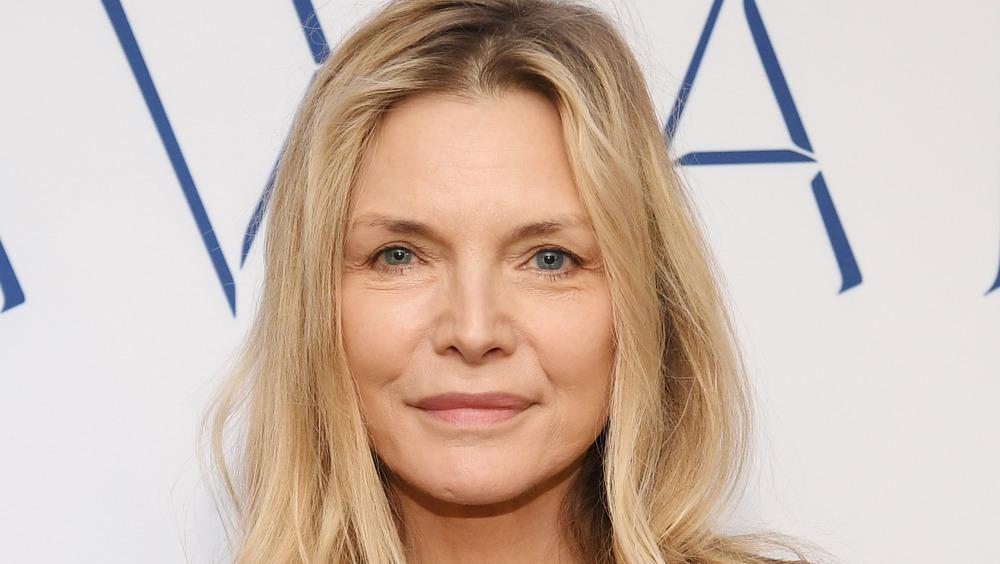 Michelle Pfeiffer attending the 2019 WWD Beauty Inc Awards