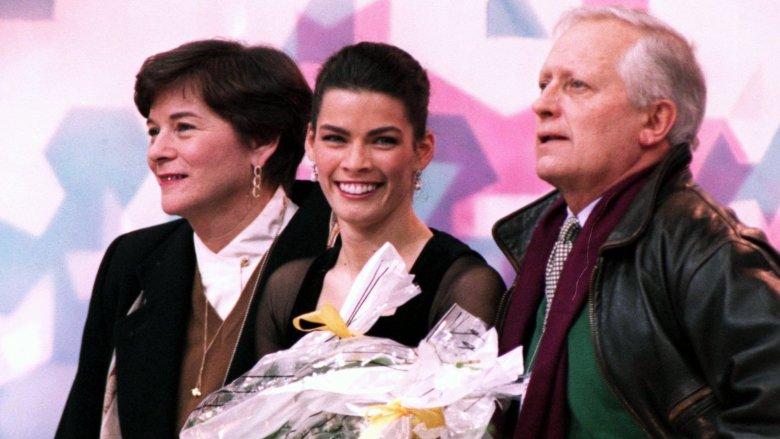 Brenda, Nancy, and Dan Kerrigan