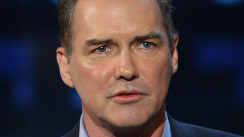 Norm Macdonald the 2015 NBCUniversal Summer Press Day in 2015