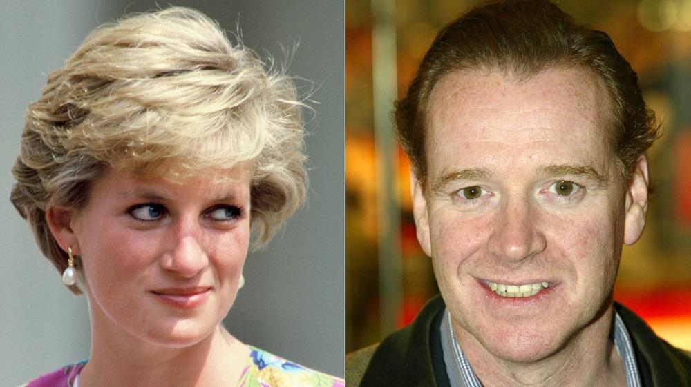 Princess Diana, James Hewitt
