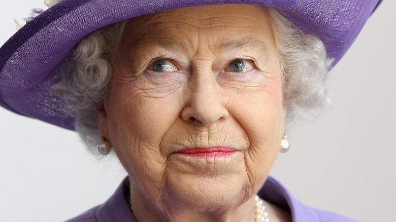 Queen Elizabeth in 2012