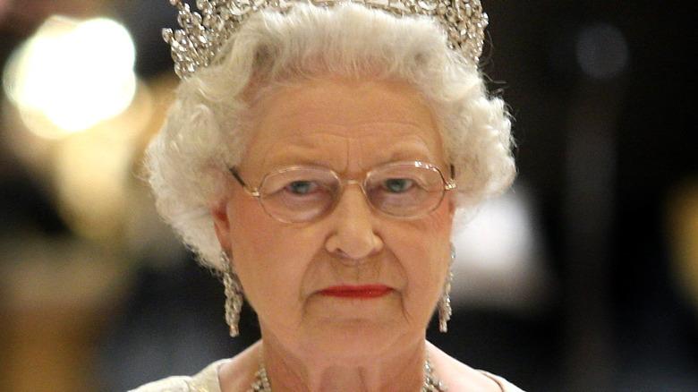 Queen Elizabeth II in 2019