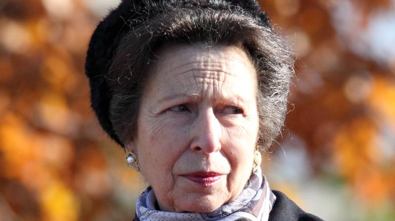 Princess Anne in Ottawa
