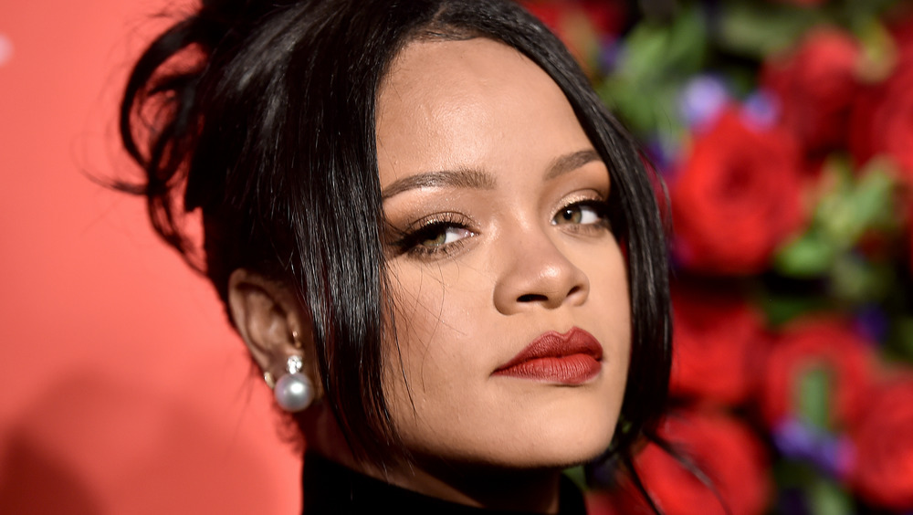 Rihanna at Rihanna's 5th Annual Diamond Ball