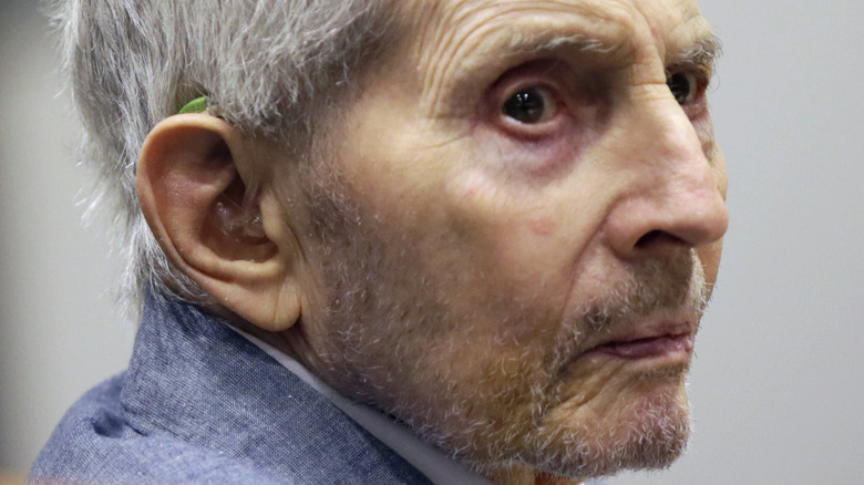Robert Durst on trial
