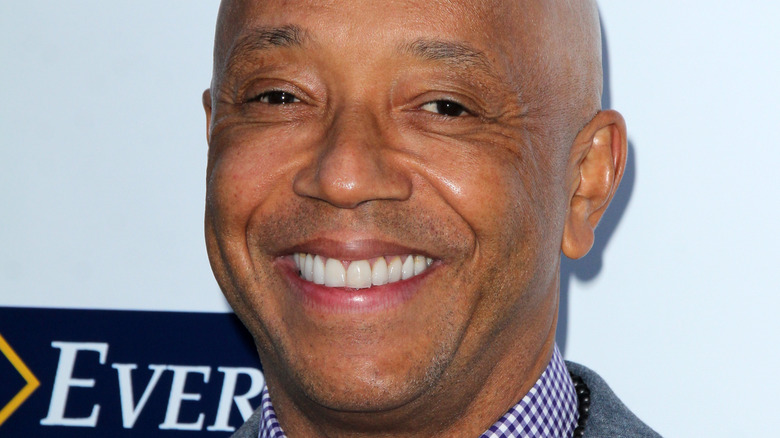 Russell Simmons at event