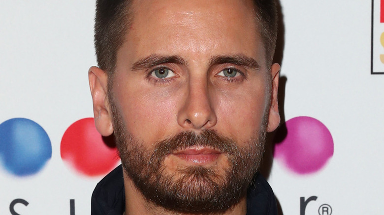 Scott Disick beard