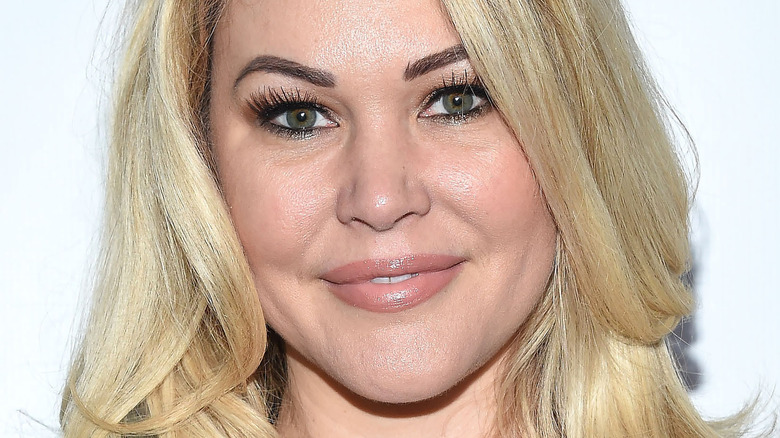 Shanna Moakler on the red carpet