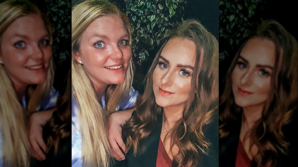 Victoria and Leah Messer