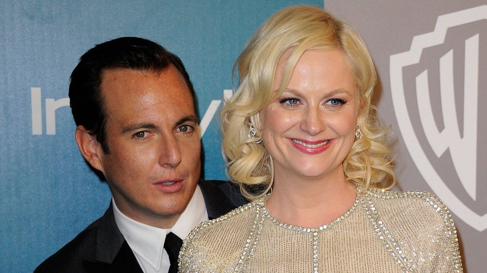 Will Arnett and Amy Poehler at the 13th Annual InStyle and Warner Bros. Golden Globes After Party