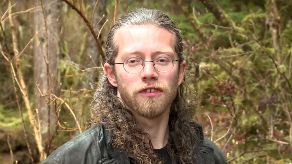 "Joshua ""Bam Bam"" Brown from Alaskan Bush People."
