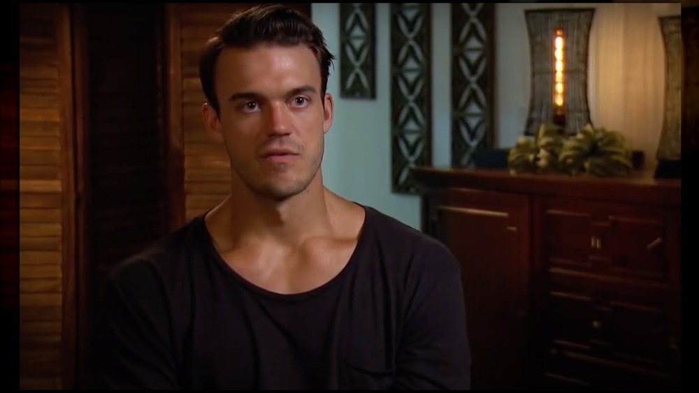 Ben Smith on The Bachelorette