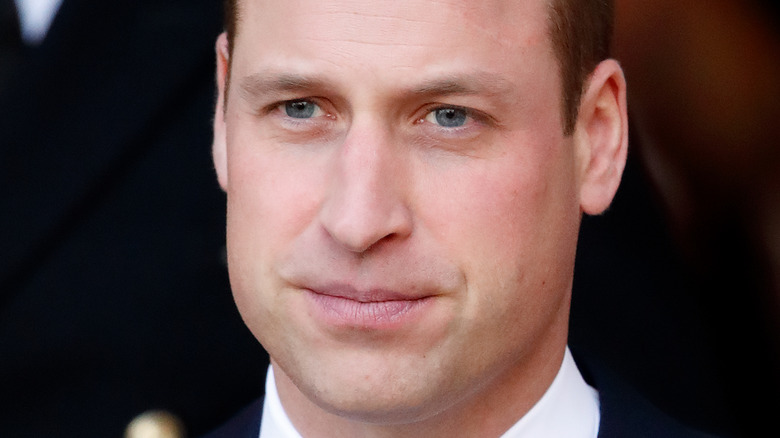 Prince William blue eyes