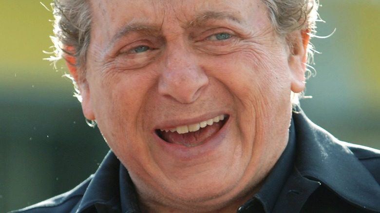 Jackie Mason at an event