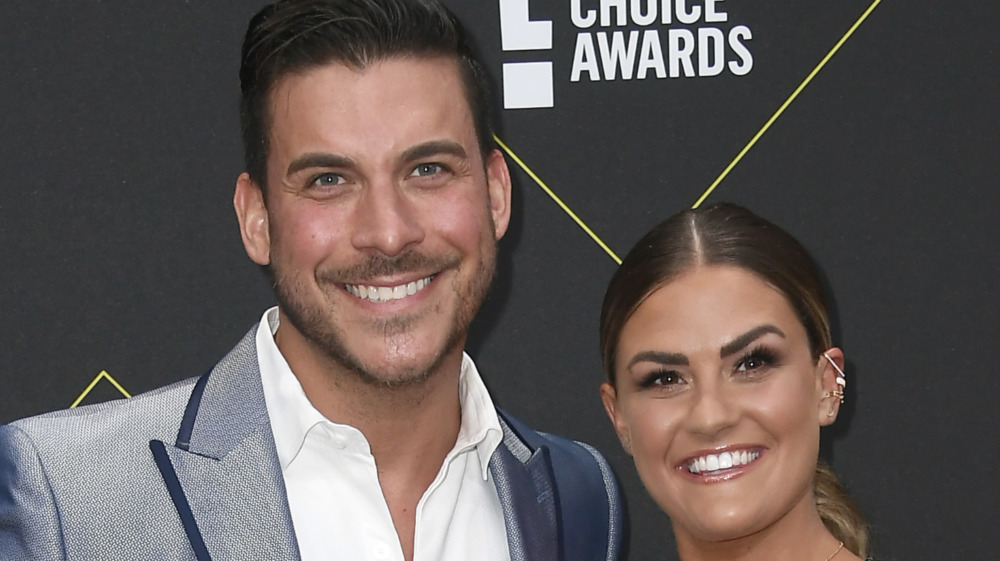 Jax Taylor and Brittany Cartwright, Choice Awards red carpet