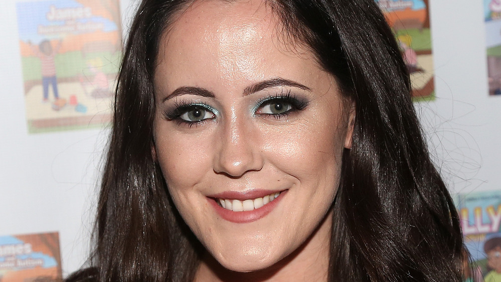Jenelle Evans at an event