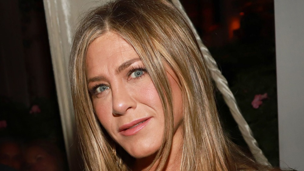 Jennifer Aniston at the IGC Publicist awards in 2020