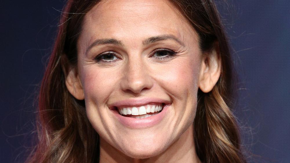 Jennifer Garner smiling