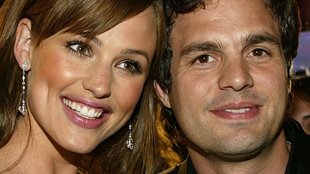 Jennifer Garner and Mark Ruffalo, 13 Going On 30 premiere