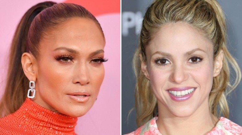Jennifer Lopez, Shakira