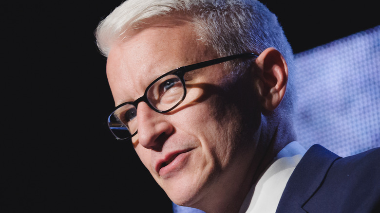 Anderson Cooper at an event