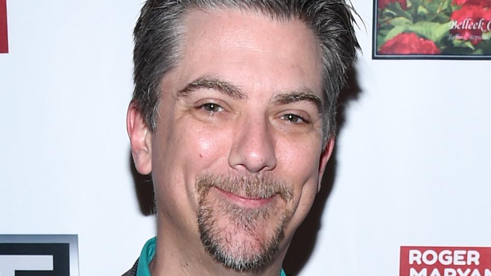 Jeremy Miller smiling at camera