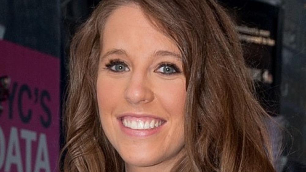 Jill Duggar Dillard smiling