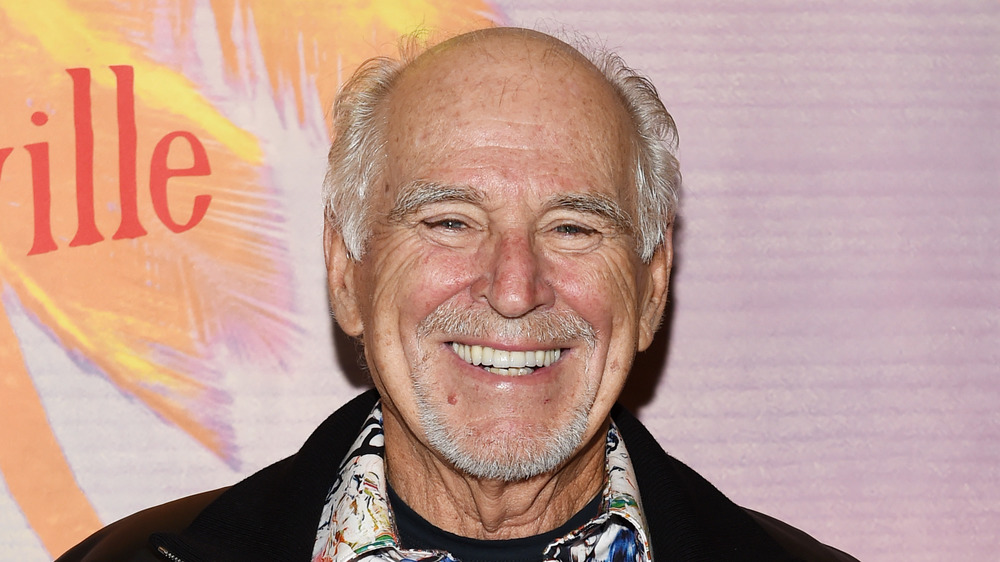 """Jimmy Buffett at his """"Escape To Margaritaville"""" L.A. Premiere"""
